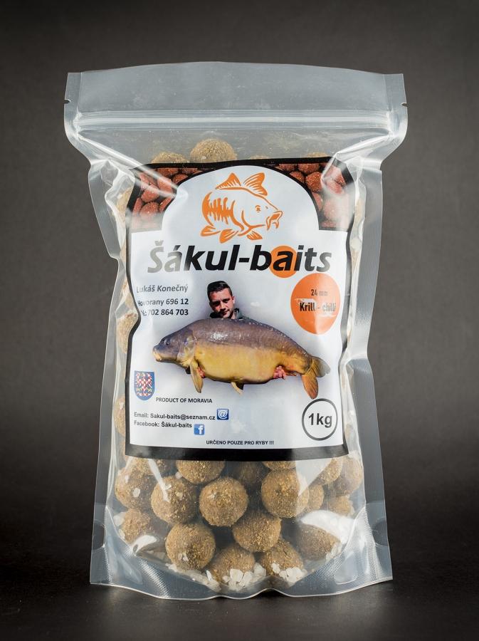 Krill - chilli  1kg